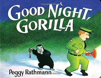 Good Night, Gorilla 英語絵本