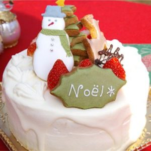 Twinkle クリスマスケーキ